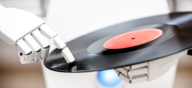 Künstliche Intelligenz Musik